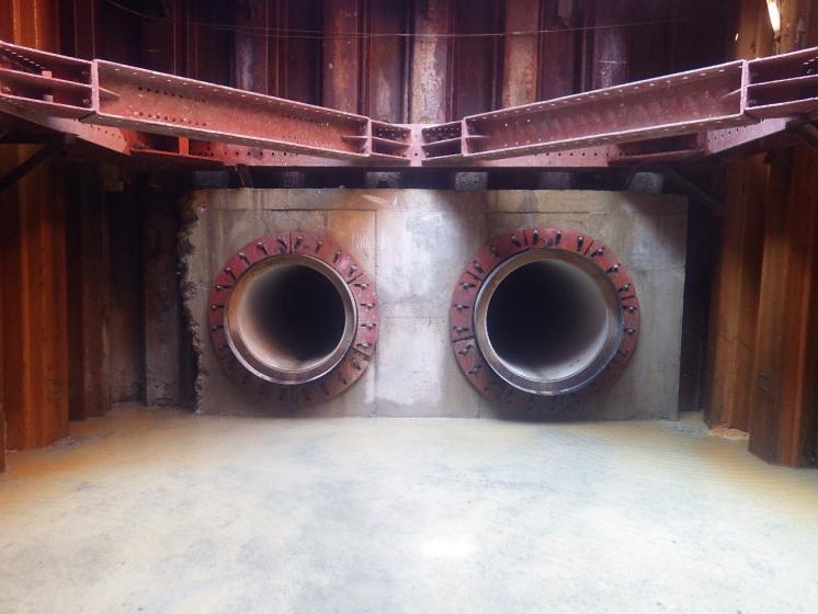 水整007 送・配水管用鞘管推進工事 | 土木実績 | 石黒建設 株式会社